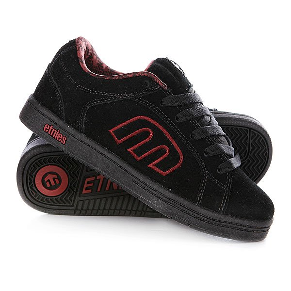 Кеды кроссовки детские Etnies Sample Digit 2 Blackberry Proskater.ru 999.000
