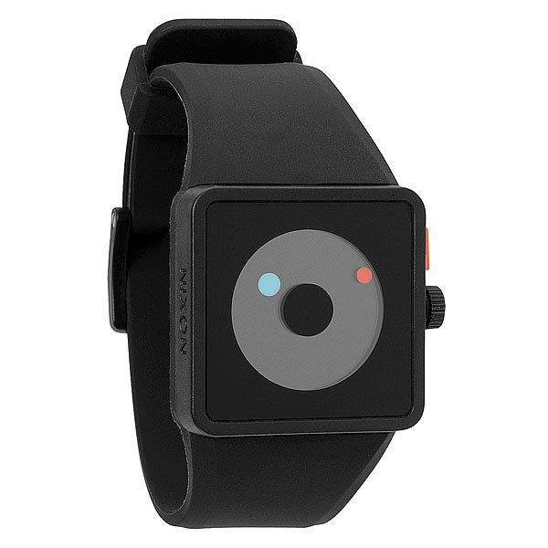 Часы Nixon Newton Black часы nixon corporal ss matte black industrial green