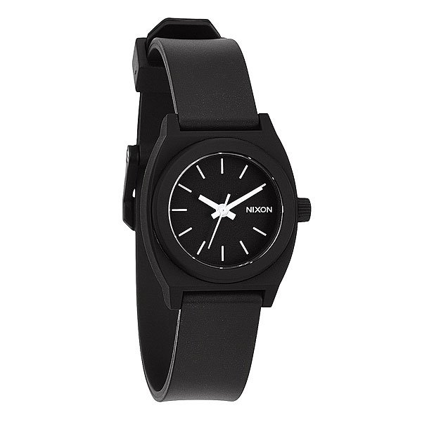 Часы женские Nixon Small Time Teller P Black