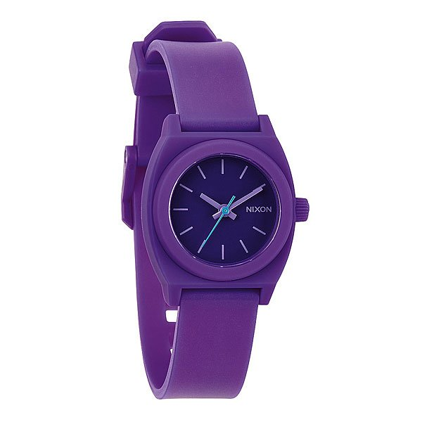 Часы женские Nixon Small Time Teller P Purple