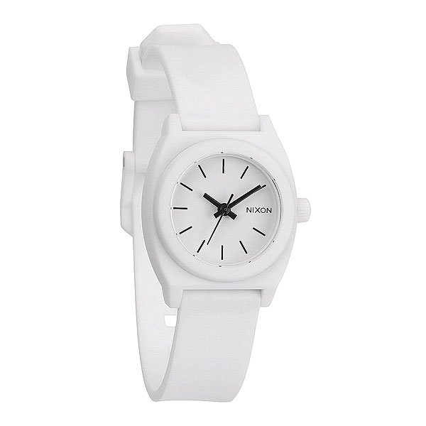 Часы женские Nixon Small Time Teller P White