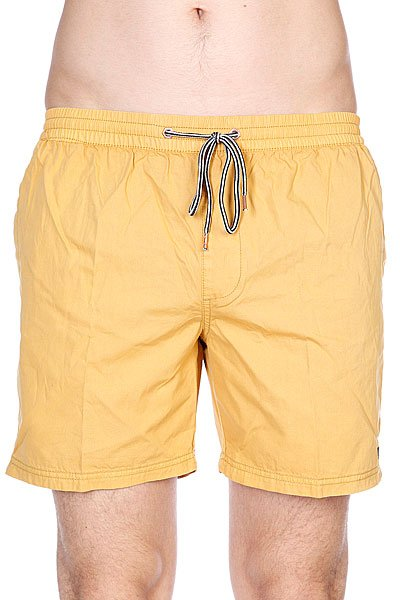 Шорты пляжные Globe Los Santos Walkshort Camel<br><br>Цвет: желтый<br>Тип: Шорты пляжные<br>Возраст: Взрослый<br>Пол: Мужской