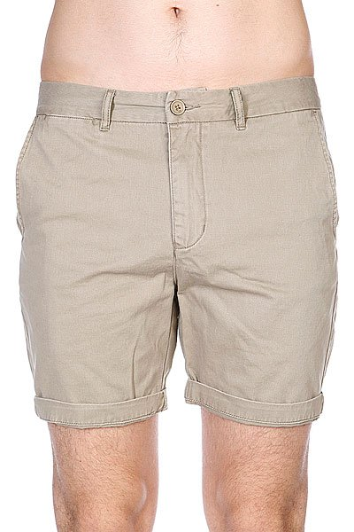 Шорты Globe Goodstock Chino Walkshort Stone