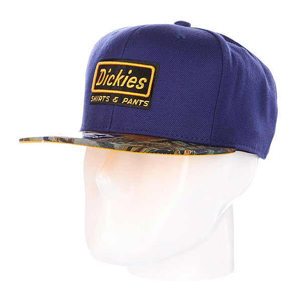Бейсболка Dickies South Peak Sodalite Blue