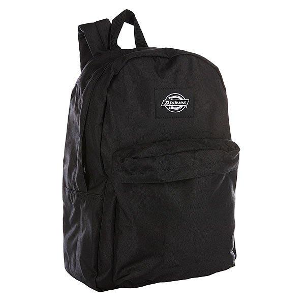 Рюкзак городской Dickies Indianapolis Black<br><br>Цвет: черный<br>Тип: Рюкзак городской<br>Возраст: Взрослый