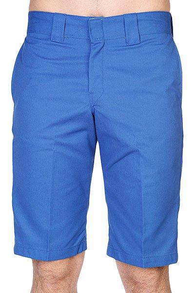 Шорты Dickies 13 Slim Fit Work Short Royal Blue<br><br>Цвет: синий<br>Тип: Шорты<br>Возраст: Взрослый<br>Пол: Мужской