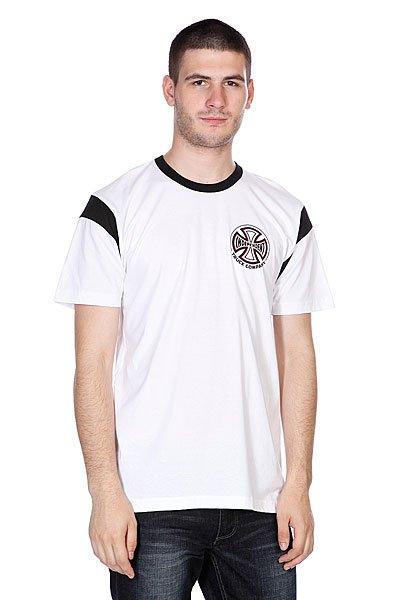 Футболка Independent Classic T/C White/Black
