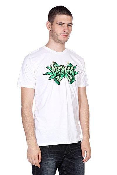 футболка-creature-og-kush-white