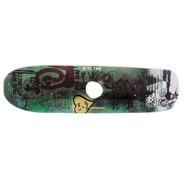 Дека для скейтборда для лонгборда Skate Mental Glory Hole Cruiser 8.75 (22.2 см) Proskater.ru 1569.000