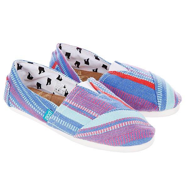 Эспадрильи Paez Indie Pacific MultiУдобная и легкая обувь на лето от аргентинского производителя - Paez. Стильные и качественные эспадрильи, с ортопедической стелькой, будут уместны при любой обстановке и станут отличным дополнением к Вашему гардеробу. Такая обувь отлично подойдет и для городских прогулок и для похода на пляж. Эспадрильи очень быстро сохнут и устойчивы к загрязнениям, что делает их универсальной обувью для всех!Характеристики:Состав: 100% хлопчатобумажная ткань.Подошва: 100% эвапласт (неопрен). Стелька: 100%кожа, имеет ортопедический упор под свод стопы. Быстро высыхают от влаги. Устойчивы к загрязнениям. Удобно снимаются и одеваются: верх с вшитой резинкой. Прочная отделка и качественные материалы. Удобная ортопедическая стелька из кожи с супинатором для поддержания свода стопы. Перфорациякожаной стельки обеспечивает дополнительную вентиляцию для Ваших ног. Двойная строчка с использованием прочной капроновой нити.<br><br>Цвет: синий,красный<br>Тип: Эспадрильи<br>Возраст: Взрослый