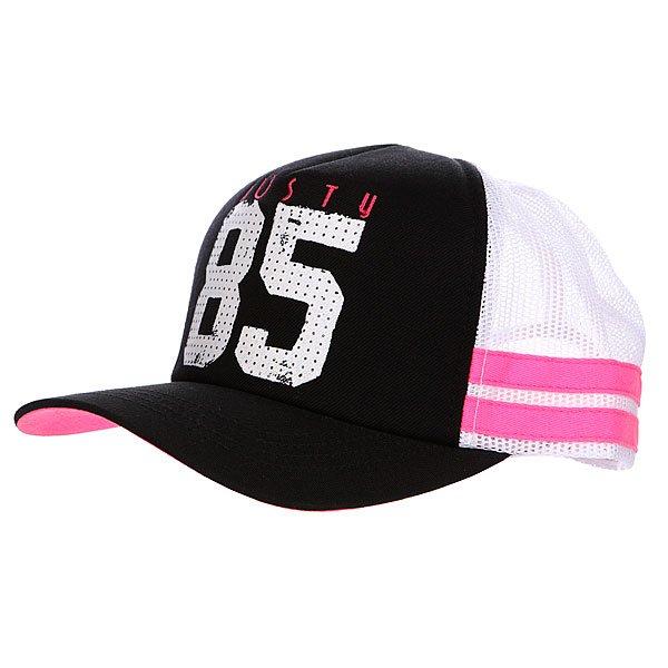 фото Бейсболка женская Rusty Jam Trucker Knockout Pink