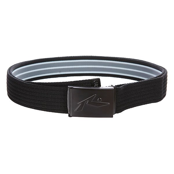 Ремень Rusty Ridgemont Belt Black Proskater.ru 359.000