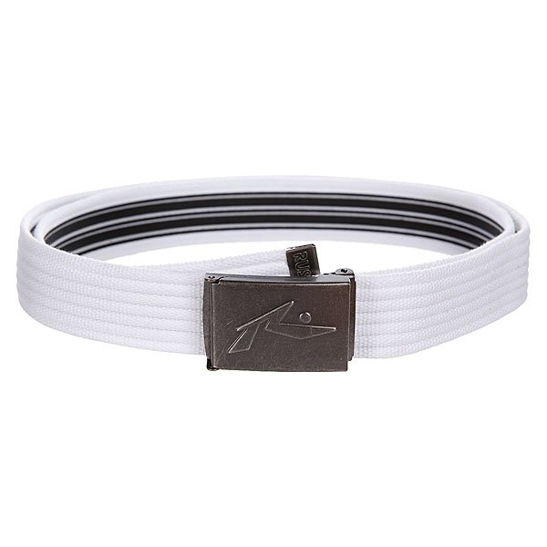 Ремень Rusty Ridgemont Belt White Proskater.ru 359.000