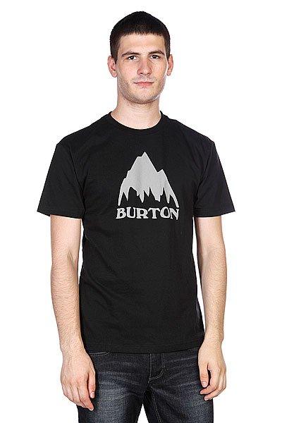 Футболка Burton Classic Mtn Ss True Black