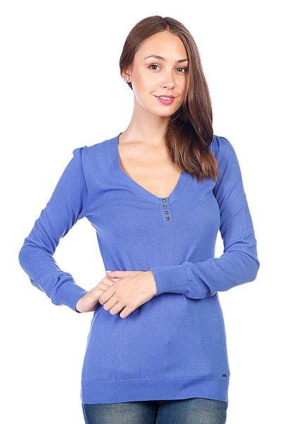 Джемпер женский Volcom Rebel Sweater Bright Blue Proskater.ru 2179.000
