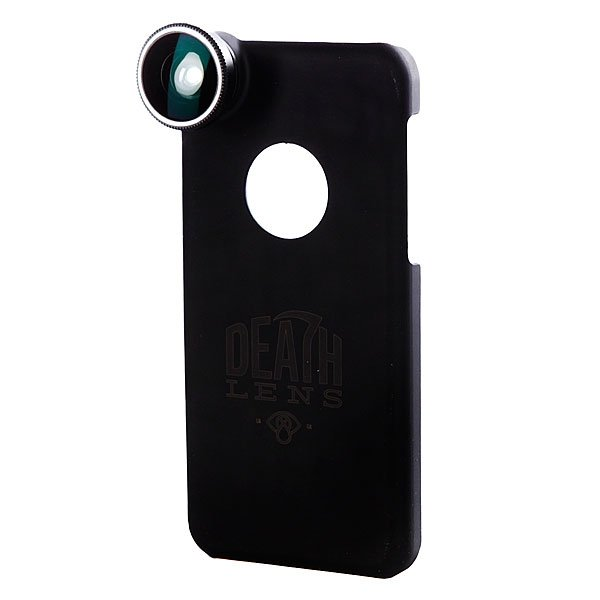 Чехол для Iphone Death Lens Wide Angle Lens Moss Green Box 5c