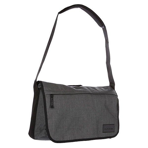 Сумка Dakine Hudson 20l Carbon сумка dakine 15 mainline 20l maz mazama
