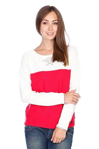 Джемпер женский Roxy Aquilon Rose Red