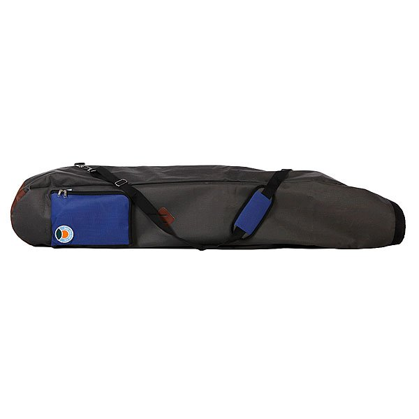 Чехол для лонгборда Skate Bag Sun Hill Grey/Navy Proskater.ru 2100.000