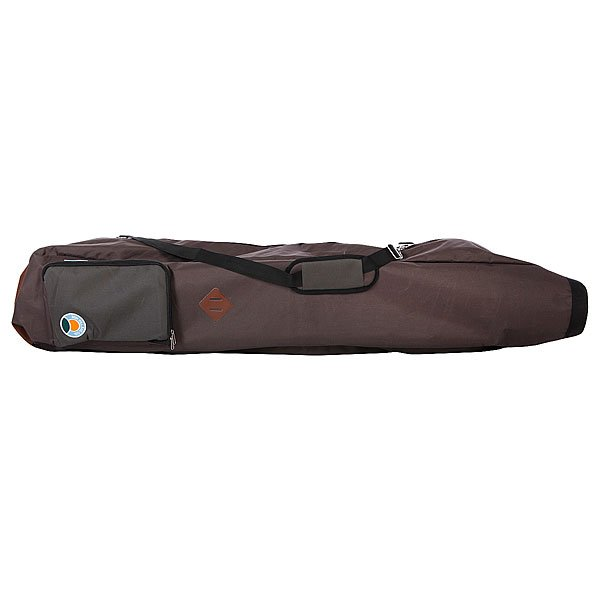 Чехол для лонгборда Skate Bag Sun Hill Brown/Olive