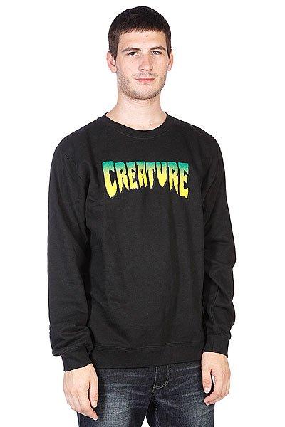 цены на Толстовка Creature Logo Crew Black в интернет-магазинах