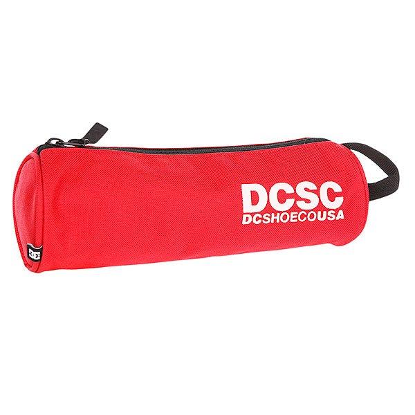 Пенал DC Tank Athletic Red<br><br>Цвет: красный<br>Тип: Пенал<br>Возраст: Взрослый<br>Пол: Мужской