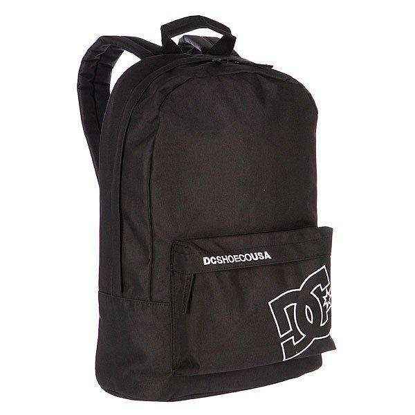 Рюкзак городской DC Bunker Solid Black