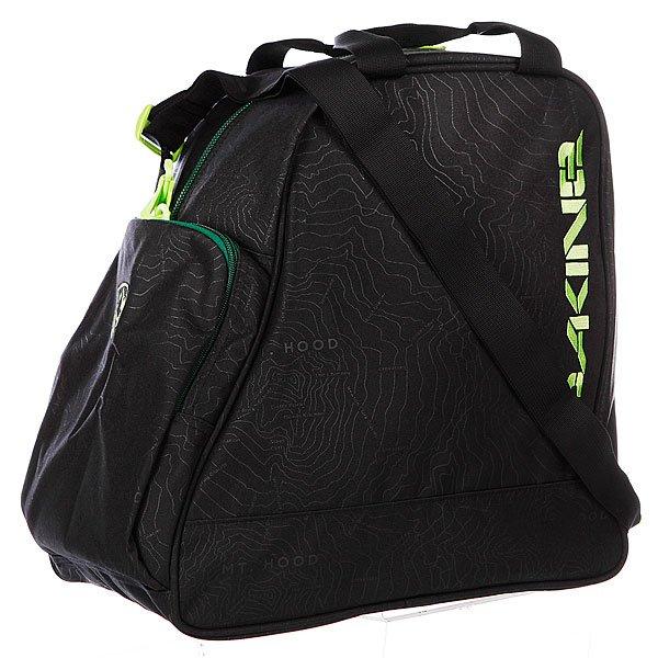 Рюкзак Dakine Boot Bag 30l SpectrumСумка для ботинок Dakine Boot Bag - это сумка для переноски и хранения ботинок для сноуборда, роликов или коньков. Переносить можно за ручки сверху или на плече, за съёмную лямку.Характеристики:  Большое основное отделение на молнии. Две ручки  для переноски в руках.  Съемная регулируемая ручка для переноски сумки через плечо. Передний накладной карман. Может использоваться для хранения перчаток, шапки и прочих мелочей (ключей, кошелька).<br><br>Цвет: серый<br>Тип: Сумка для обуви<br>Возраст: Взрослый<br>Пол: Мужской