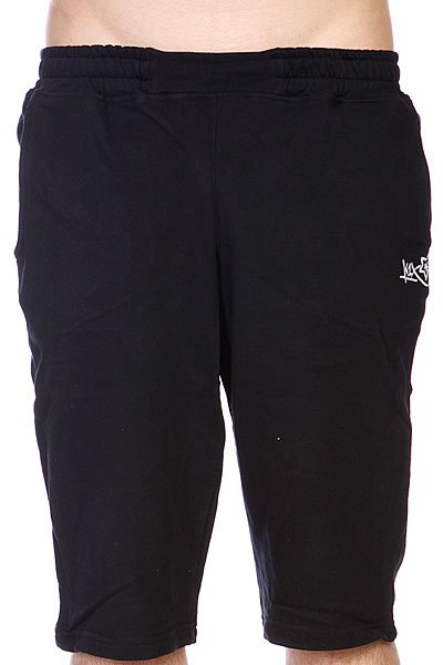 Шорты K1X Basic Sweatshorts Black