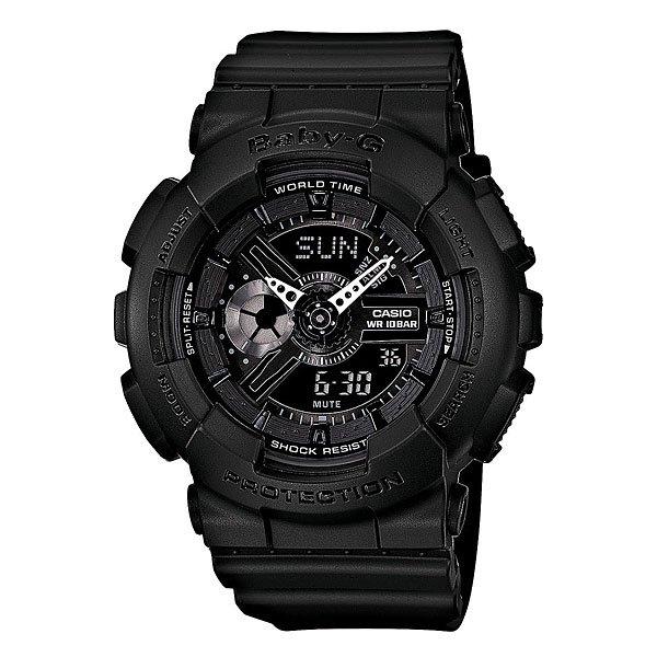 Часы женские Casio Baby-G Ba-110Bc-1A casio g shock g classic ga 110mb 1a