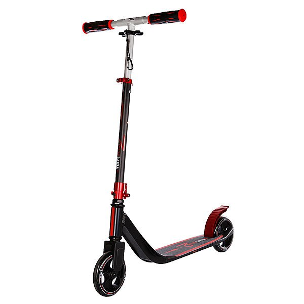 Самокат Fun4U Smartscoo 2 Straight Red 145 mm Proskater.ru 6700.000