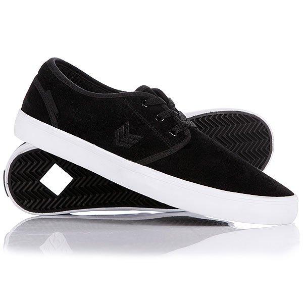 Купить Обувь   Кеды кроссовки низкие VOX Slacker Black/White