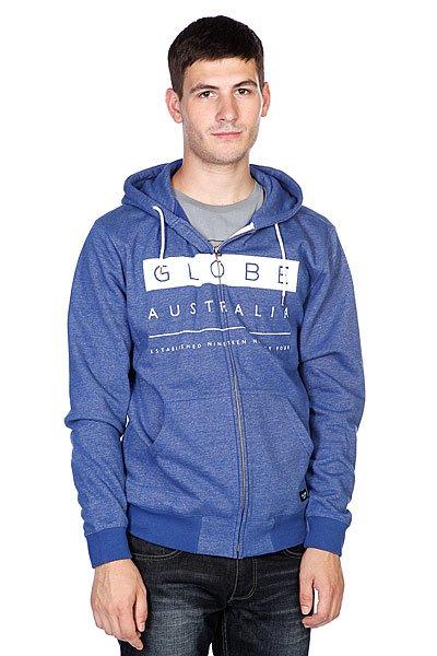 Толстовка Globe Origin Hoodie Bright Blue<br><br>Цвет: синий<br>Тип: Толстовка классическая<br>Возраст: Взрослый<br>Пол: Мужской