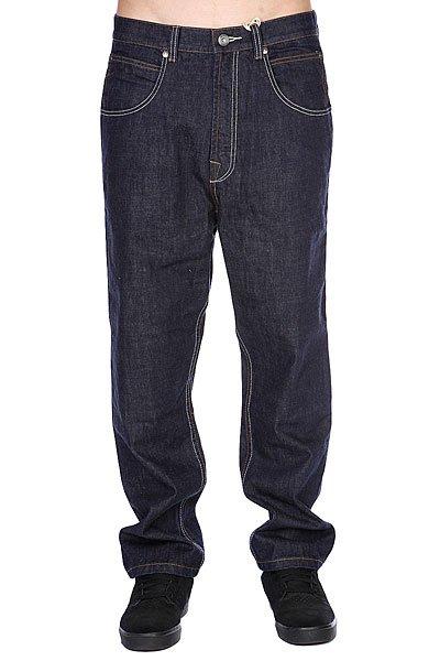 Джинсы широкие Dickies Manchaster Men Pant 9100 Rinced<br><br>Цвет: синий<br>Тип: Джинсы широкие<br>Возраст: Взрослый<br>Пол: Мужской