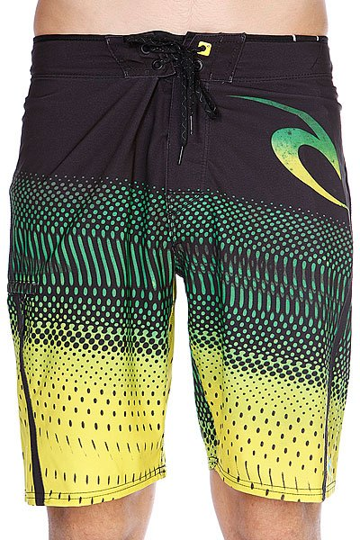Шорты пляжные Rip Curl Mirage Flex Game Green