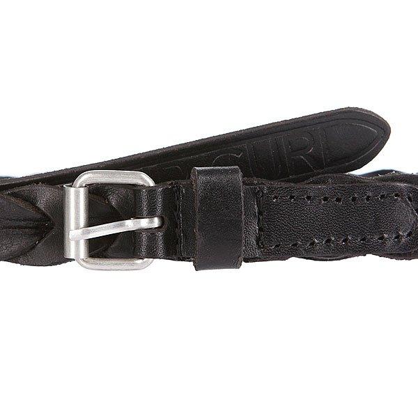 Ремень Rip Curl Mauna Loa Belt Solid Black от Proskater