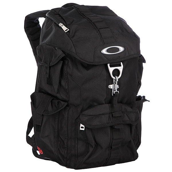 Рюкзак Oakley Dry Goods Pack Black 35l Proskater.ru 5500.000