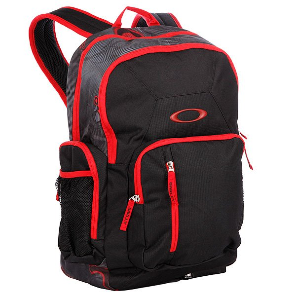 Рюкзак Oakley Works Pack Grey/Red 25l