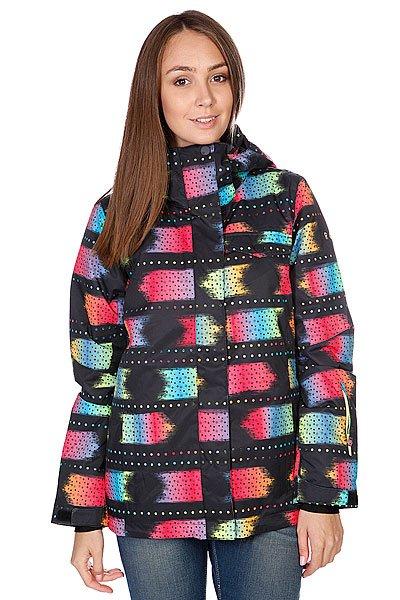 Куртка женская Roxy Jetty Jk Anthracite