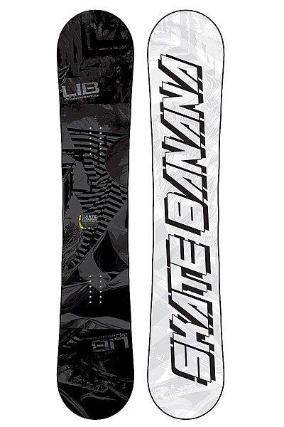 Сноуборд Lib Tech Skate Banana Btx Black 156W Proskater.ru 16089.000