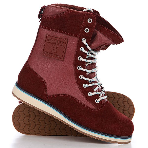 Ботинки женские Etnies Girl Regiment Chocolate