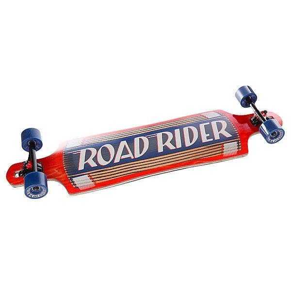 Лонгборд в сборе Road Rider Rampart Downhill Cruzer 40 x 10 (25.4 см) Proskater.ru 12380.000