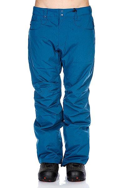 Штаны сноубордические Quiksilver State 10k Pnt Moroccan Blue