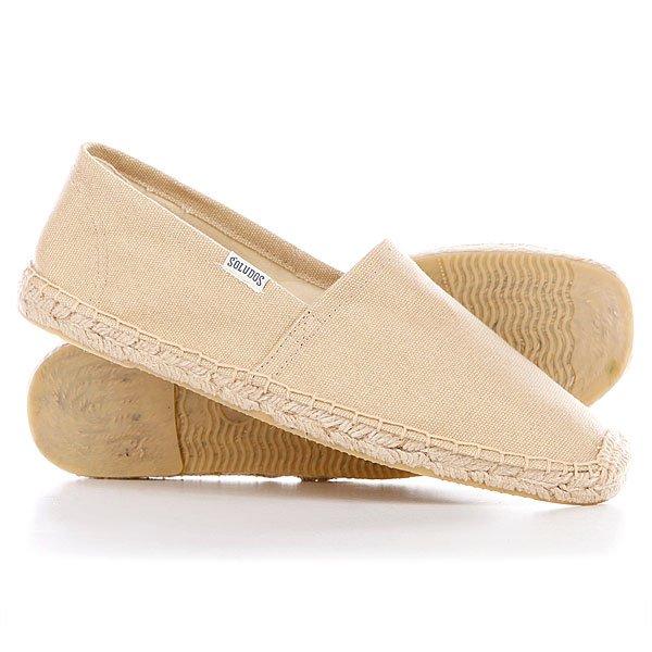 Купить Обувь   Эспадрильи Soludos Original Dali Pebble Mor