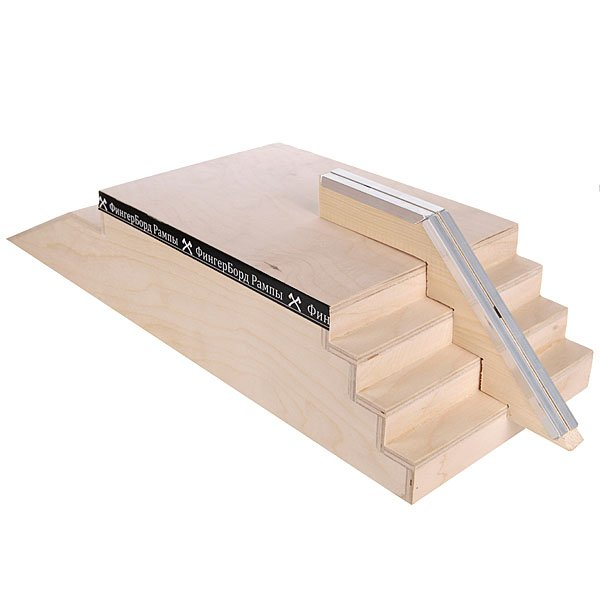 Фигура для фингерпарка ФБР Stair Kicker Box Proskater.ru 1500.000