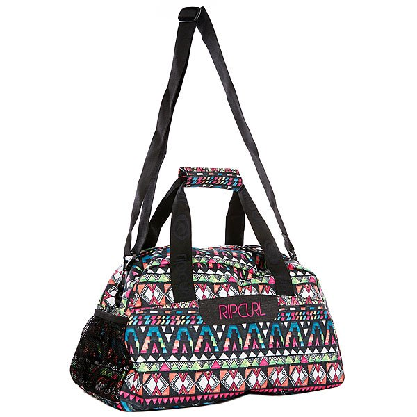 фото Сумка женская Rip Curl Lucky Star Gym Bag Multico