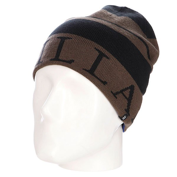 Шапка Billabong Grange Reversible Beanie шапка kini red bull reversible beanie  серый
