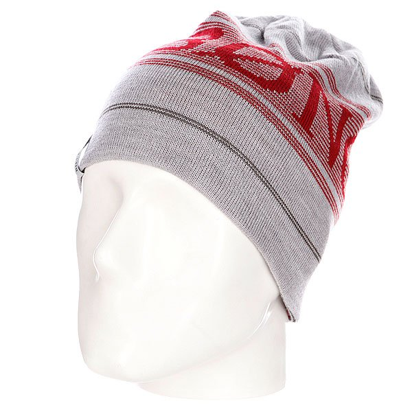 Шапка Billabong Mayday Reversible Beanie Bone шапка kini red bull reversible beanie  серый