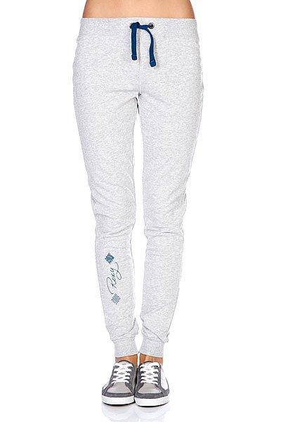 Штаны узкие женские Roxy Georgy Pant Heather Grey<br><br>Цвет: серый<br>Тип: Штаны спортивные<br>Возраст: Взрослый<br>Пол: Женский