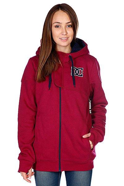 Толстовка сноубордическая женская DC Maxmillions W 14 Anemone Proskater.ru 4650.000